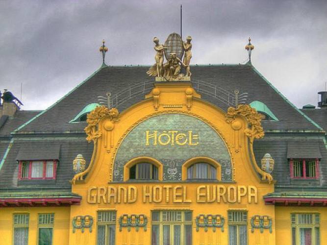 Чехия распродает гостиницы
